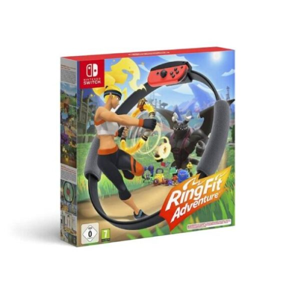 Nintendo Ring Fit Adventure Amazon is available Again